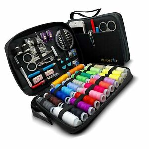 Sewing KIT Premium Repair Set Sewing Kits for Adults with Over 100 Supplies... $33.99