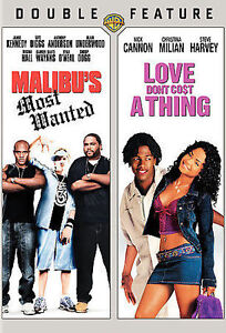 Malibu#x27;s Most Wanted amp; Love Don#x27;t Cost a Thing DVD $6.94