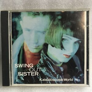 Kaleidoscope World by Swing Out Sister Pop Rock CD May 1989 Fontana