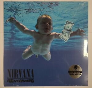 Nirvana – Nevermind LP Vinyl Record NEW Sealed Grunge Music reissue $29.95