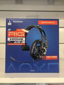 PLANTRONICS RID 100HS FOR PS4 $16.99