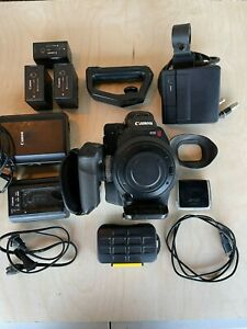 USED Canon C300 GOOD CONDITION WITH EXTRA ACCESSORIES $1800.00