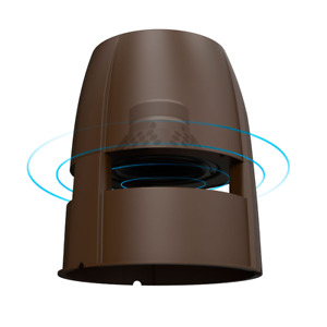 OSD Outdoor 8 Powered Bluetooth Subwoofer w Built In Amp Power 4x Speakers $219.99