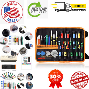 Professional Repair Tool Kit Fix iPhone Tablet Cell Phone Computers Electronics $19.50