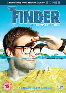 The Finder Complete Series NEW PAL Cult 4 DVD Set Geoff Stults Maddie Hasson $48.99