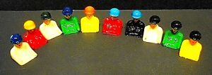 10 Race Car Drivers for Restoration made in Portugal in the 1970s $15.00