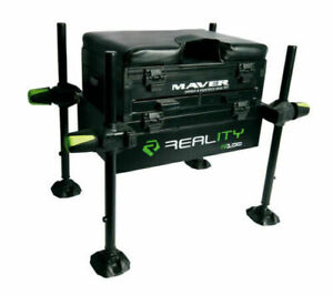 Maver Reality Seatbox OR Footplate PLEASE SELECT OPTION FROM DROP DOWN MENU