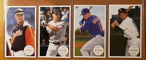 2020 Topps Archives Box Topper 4 Card Lot $12.50