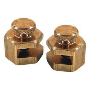 Johnson Level 405 Stair and Rafter Gauge Clamps fit all Framing Squares $7.50