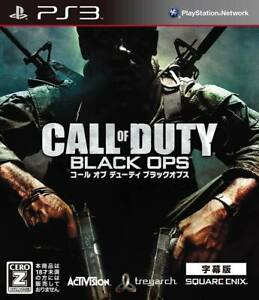 Call Duty Black Ops Subtitled Version Cero Rating Ps3 $29.13