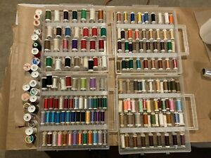 Lot Of 180 PLUS polyester GUTERMANN sew all thread $149.99