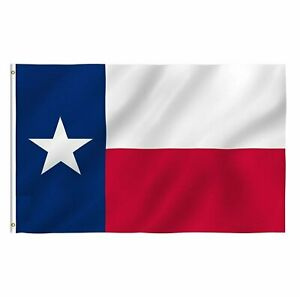 3x5 Texas State Flag State of Texas Flag Premium Banner Grommets FAST USA SHIP