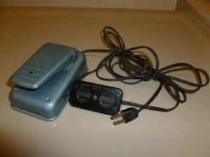 Vintage Mercury Sewing Speed Controller Foot Pedal Power Supply Cord 701 702 $18.00