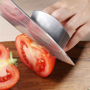 Safe Slice Cutting Protection Fruit Vegetable Tool Hand Protector Finger Guards