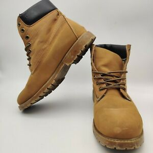 Tan Generic Used Boots