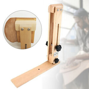 DIY Sewing Wood Tools Horse Table Clamp Leather Craft Stitching Lacing Pony $31.25