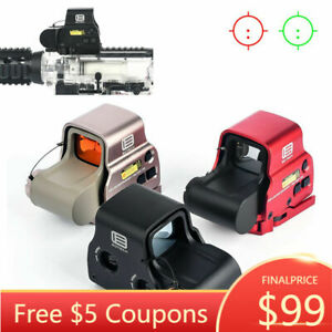 WADSN EXPS3 2 Holographic Sight Red Green Dot Scope Sight with QD Mount Fits $55.00