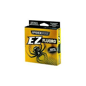 Spiderwire EZ Fishing Fluorocarbon Fishing Line Filler Spool12 Lb 200 Yd Clear