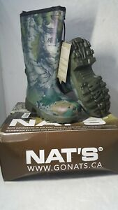 NAT#x27;S 1530 Winter Hunting Boots for Men Size 11