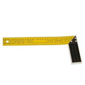 90 Degree Woodworking Carpenter Angle Ruler Measuring Square Angle 250mm 350mm $16.50