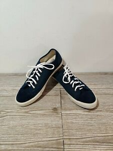 Timberland Earthkeepers Canvas Denim Boat Shoes Mens Size 10.5 blue $24.00