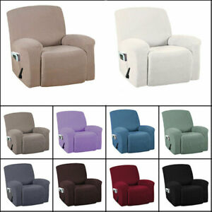 1Seat Sofa Covers Stretch Chair Recliner Couch Cover Elastic Slipcover Protects