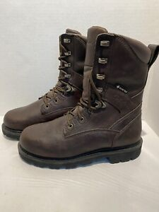 Cabela#x27;s Treestand III Gore Tex Insulated Hunting Boots for Men size 8 M