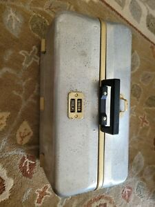 Umco 1000AS Tackle Box With Vintage Lures