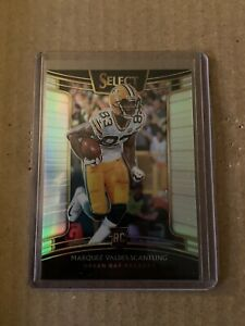 2018 Panini Select Marquez Valdes Scantling Concourse Rookie Football Card $0.99
