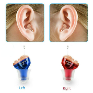 CIC Hearing Amplifier Invisible Digital In Ear Enhancer Sound Voice Amplifier $56.04