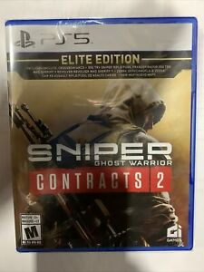 Sniper Ghost Warrior Contracts 2 for PlayStation 5 Low Cost Low Shipping. $30.00