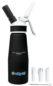 Cream dispenser whipper MED CANISTER chargers WHIP IT BRAND PRO RUBBER 4 colors