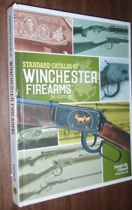 Standard Catalog of Winchester Firearms 3rd Edition by Cornell $14.55