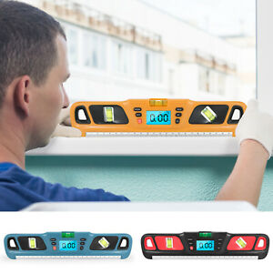 12 Inch Digital Magnetic Level Electronic Level and Protractor Electronic Tool* $22.89