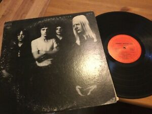 Johnny Winter And: Self Titled LP..COLUMBIA C 30221 1970 Blues Rock in VG VG $4.95