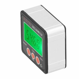 Digital Angle Finder Gauge Small Electronic Protractor Magnetic Angle Level HOT $18.65