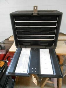 US Army Small Arms Repairmans Tool kit SARTK in 6 drawer portable box $475.00