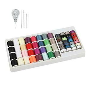 NEX Mini Sewing Thread Spools and Bobbins for Sewing Machine Hand Sewing $13.39