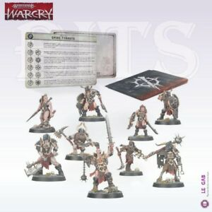Bits Warcry Spire Tyrants Slaves to Darkness Warhammer Age of Sigmar AoS Bitz