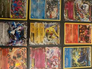 Pokemon cards from 2016 $11.00