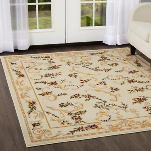 Floral Area Rug Floral 8x10 Clearance For Living Room Large Modern Reduced Price $104.99