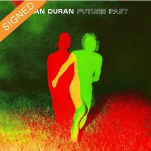 DURAN DURAN FUTURE PAST DELUXE BOOK STYLE CD amp; HAND SIGNED INSERT. NEW. GBP 22.99