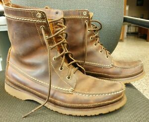 Red Wing J Crew Wabasha 4592 Men#x27;s Used Boots Size 9 E