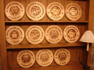 Personalized Laser Tribute Plaque Gifts Awards VIII