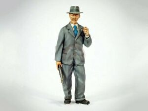 Model Victoria 1 35 Civil in Arms WWII Police Officer Resistance Member 4077 $24.95