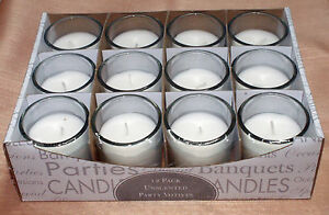 Emergency Candles 12ct For Survival Storm Campingor EMERGENCY 120 Hour Burn