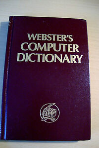 Webster#x27;s Computer Dictionary