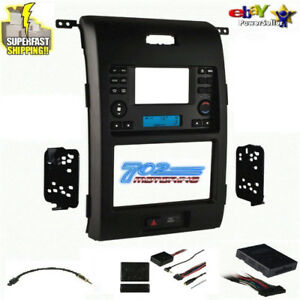 2013 FORD F-150 DOUBLE DIN INSTALLATION KIT  METRA 99-5830B