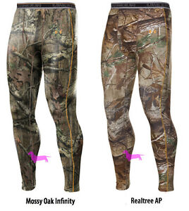 Under Armour Camo Hunting Cold Gear Evolution Legging NWT Mossy Oak; Real Tree $57.99