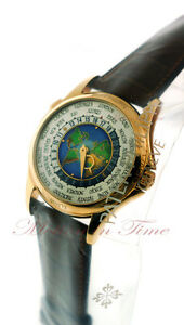 PATEK PHILIPPE 5131J WORLD TIME